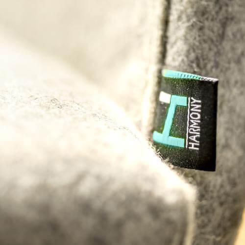 Qualité tissu fauteuil de bureau