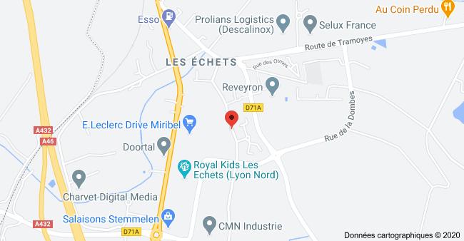 Adresse mobilier de bureau Lyon