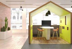 Création espace réunion design