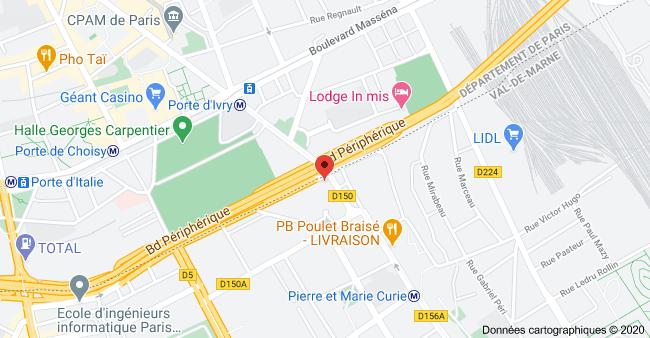 Adresse mobilier de bureau Paris
