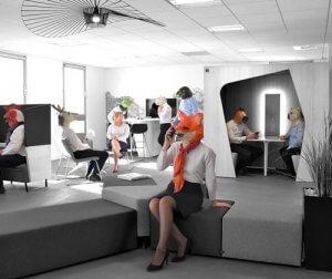 Designers d'intérieur bureaux professionnels