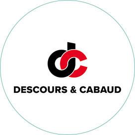 Aménagement bureaux Descours et Cabaud