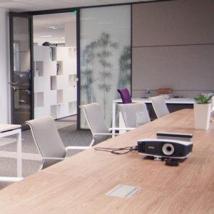 Showroom mobilier de bureau Occitanie