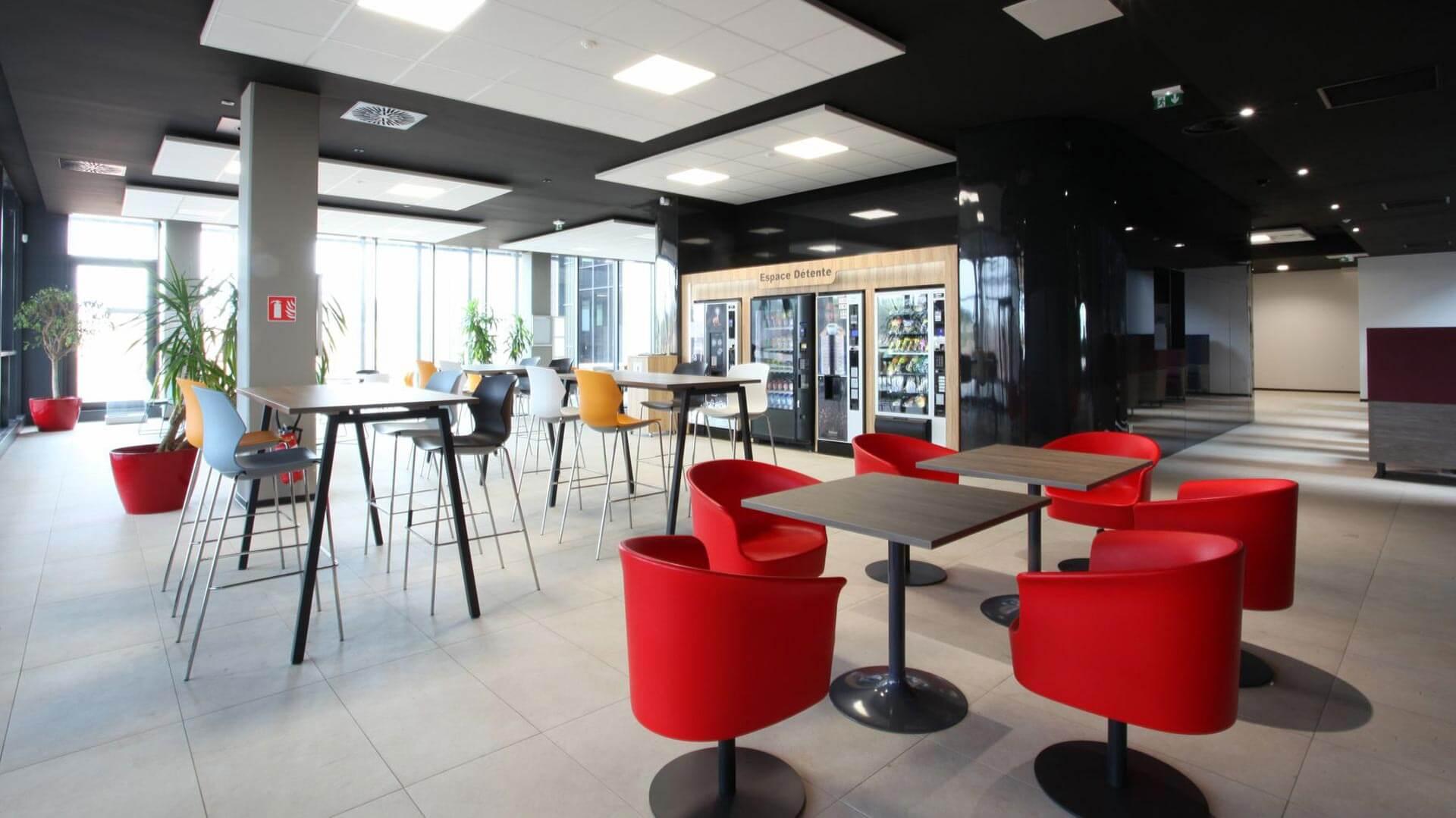 Aménagement bureaux Montpellier