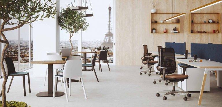 Mobilier de bureau Paris